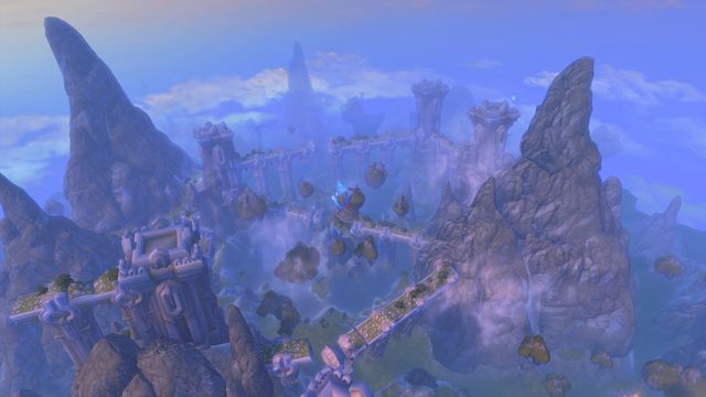 Cloud Pirates screenshot