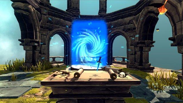 Trickster VR - Procedural Dungeon Crawler screenshot