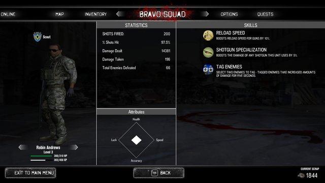 Breach & Clear: Deadline screenshot