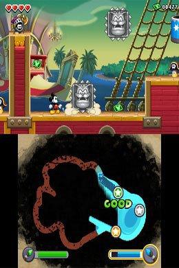 Disney Epic Mickey: The Power of lllusion screenshot