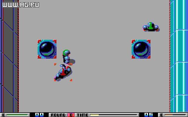 Speedball screenshot