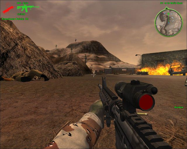 Delta Force: Xtreme screenshot