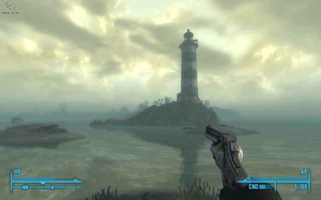 Fallout 3: Point Lookout screenshot