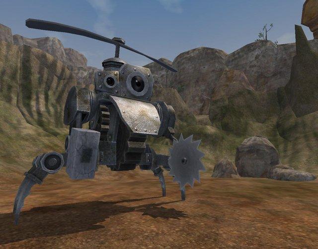 EverQuest II: Echoes of Faydwer screenshot