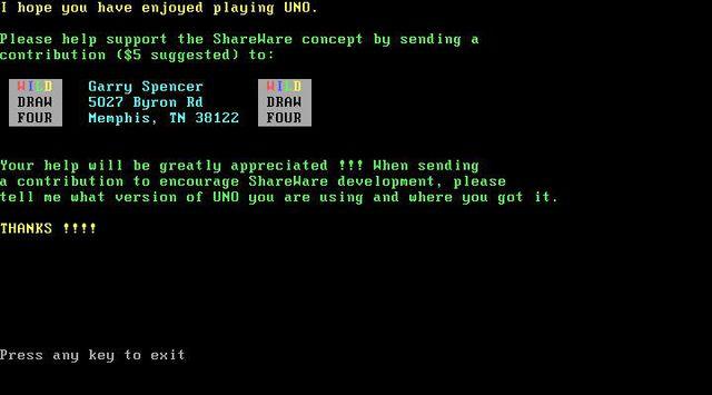 Uno (1999) screenshot