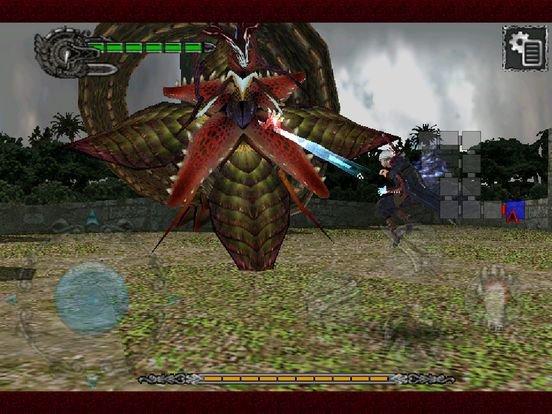 Devil May Cry 4 refrain screenshot