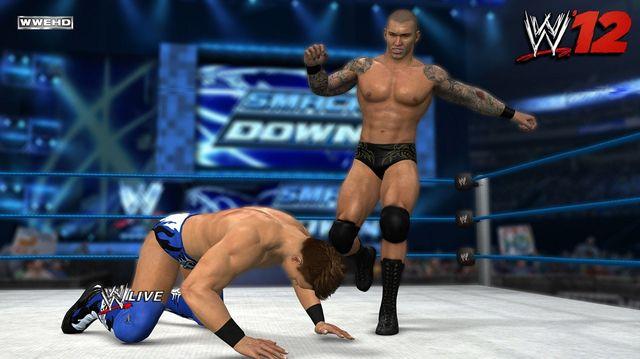 WWE '12 screenshot