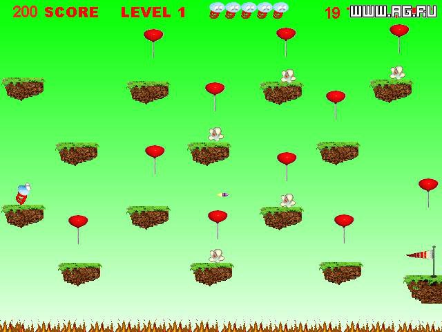 The Adventures of Sprinky screenshot
