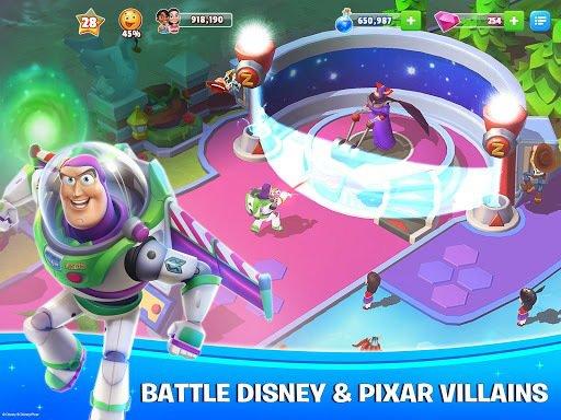 Disney Magic Kingdoms: Построй волшебный парк! screenshot