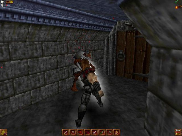 Deathtrap Dungeon screenshot