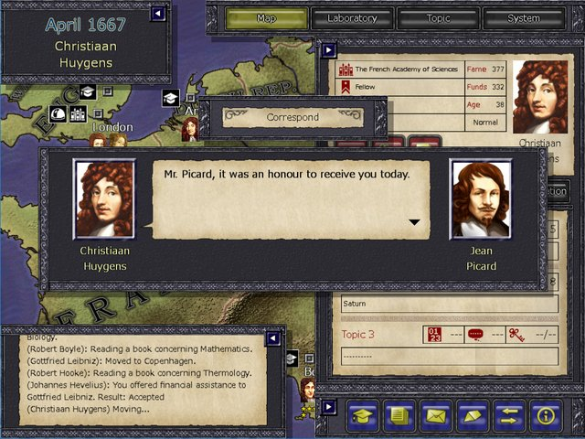 PRINCIPIA: Master of Science screenshot