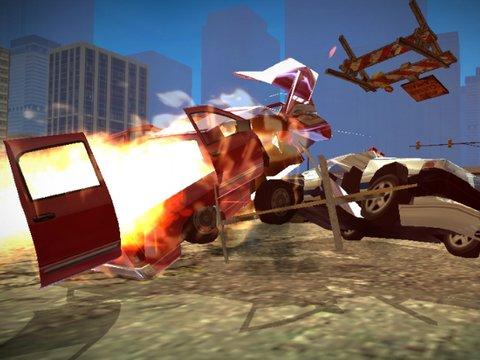 Wrecked screenshot