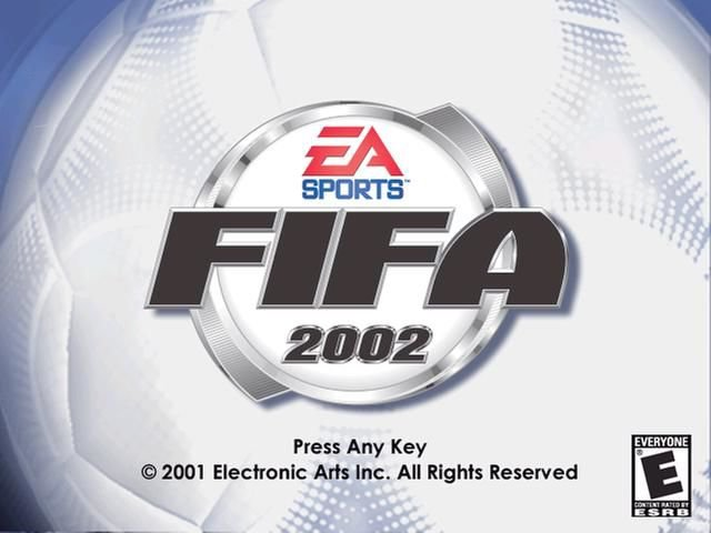 FIFA 2002 screenshot