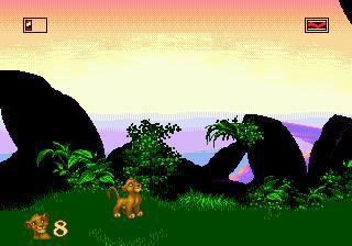 Disney's The Lion King screenshot