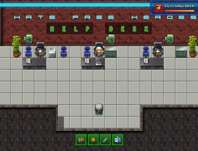 Hate Free Heroes RPG screenshot