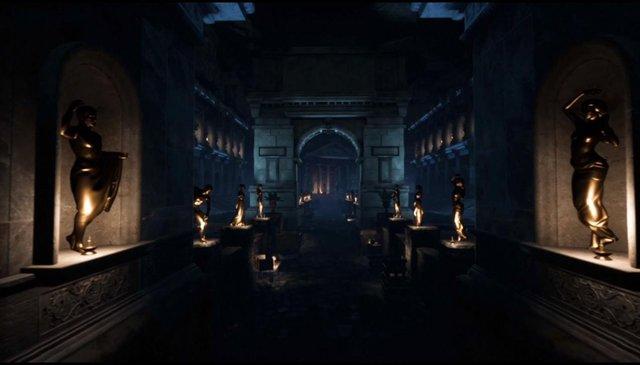 The Forgotten City screenshot