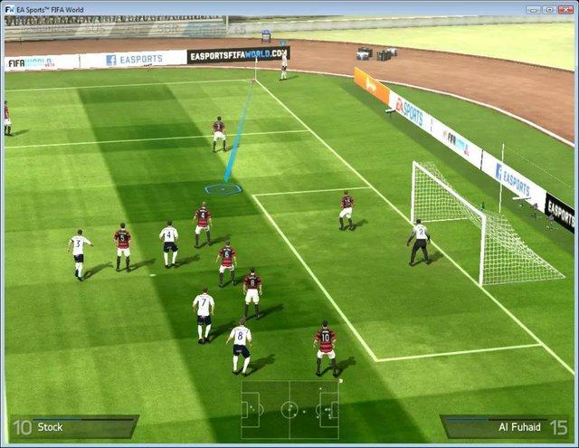 FIFA World screenshot