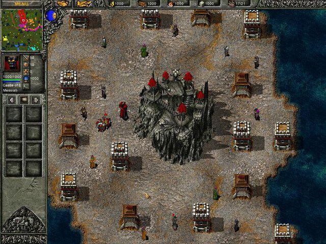 Tzar: The Burden of the Crown screenshot