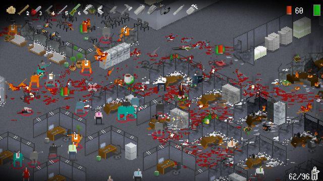 Corporate Lifestyle Simulator screenshot