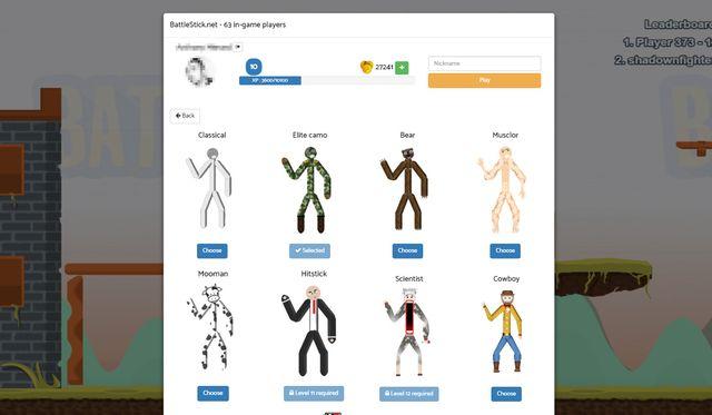BattleStick screenshot