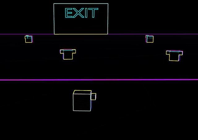 Escape (itch) (k4rmatic) screenshot