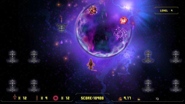 Starship Annihilator screenshot