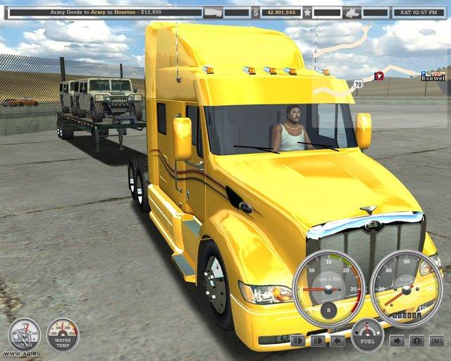 18 Wheels of Steel: Haulin' screenshot