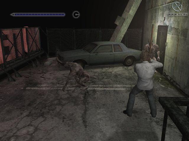 Silent Hill 4: The Room screenshot