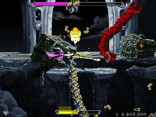 Savant: Ascent screenshot