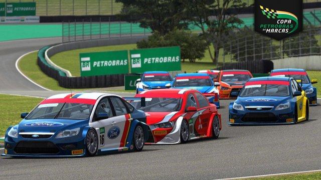 Copa Petrobras de Marcas screenshot