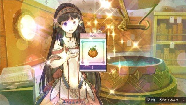 Atelier Shallie Plus: Alchemists of the Dusk Sea screenshot