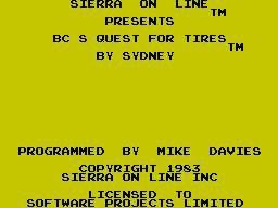 B.C.'s Quest for Tires screenshot