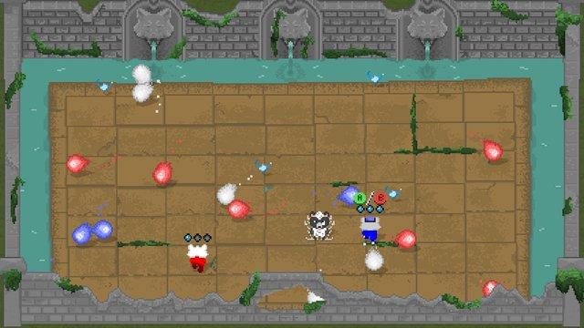 Lupinball screenshot