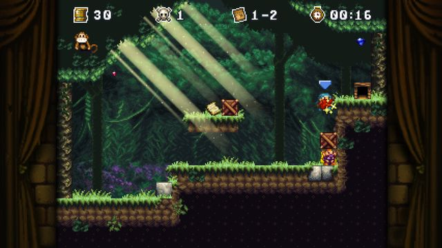 Wyv and Keep: The Temple of the Lost Idol screenshot