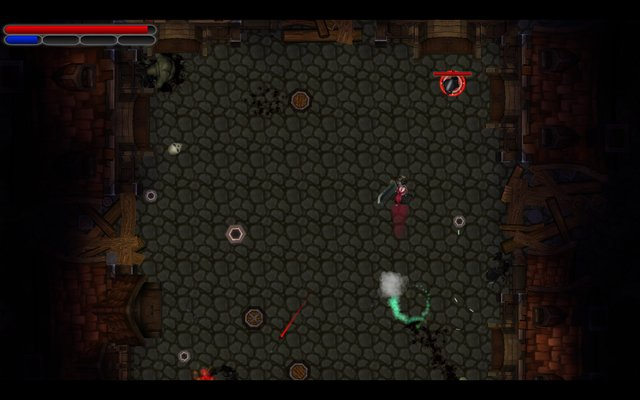 Rogues or Heroes screenshot