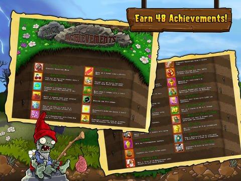 Plants vs. Zombies HD screenshot