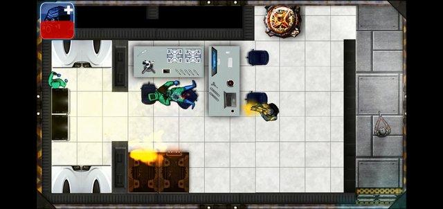 Exowar screenshot