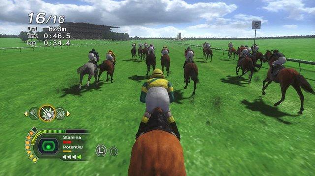 Champion Jockey: G1 Jockey & Gallop Racer screenshot