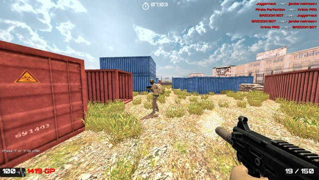Breach of Contract Reloaded screenshot