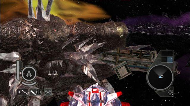 Wing Commander Arena screenshot