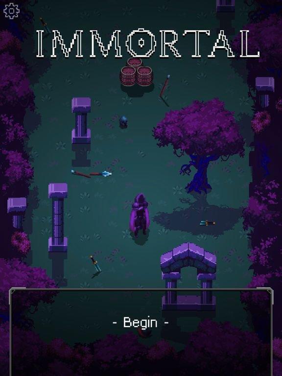 Immortal Rogue screenshot