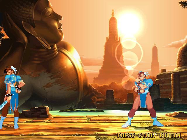Capcom vs. SNK: Millennium Fight 2000 Pro screenshot
