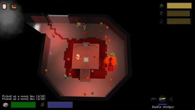 Alien Blitz screenshot
