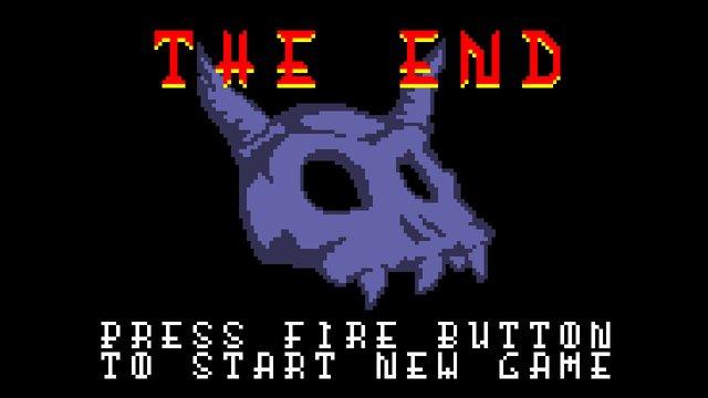 The End o,,,o screenshot