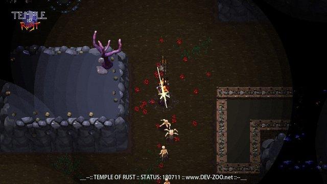 Temple of Rust screenshot