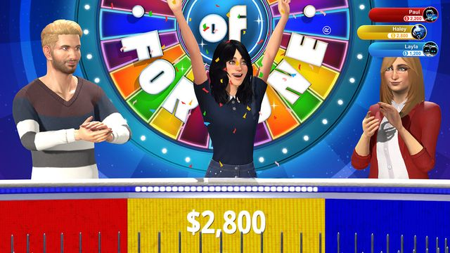 America's Greatest Game Shows: Wheel of Fortune & Jeopardy! screenshot