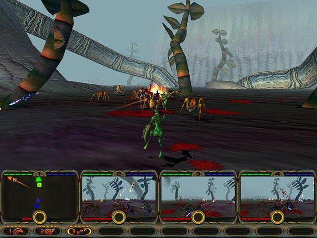 Evolva screenshot
