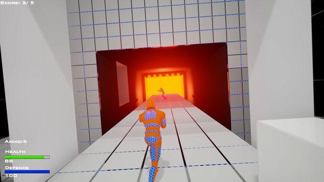 Zero G Arena screenshot
