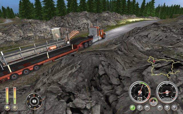 18 Wheels of Steel: Extreme Trucker 2 screenshot