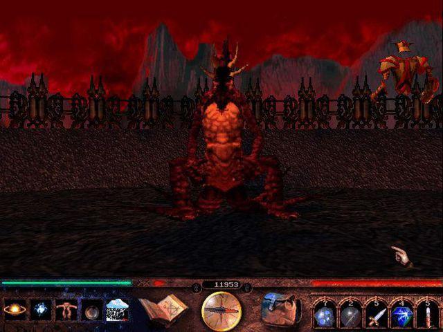 Lands of Lore 3 screenshot